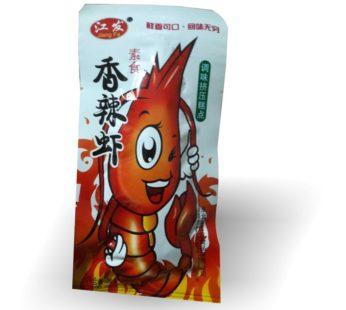 Китайские сушеные острые соевые креветки 26 гр.