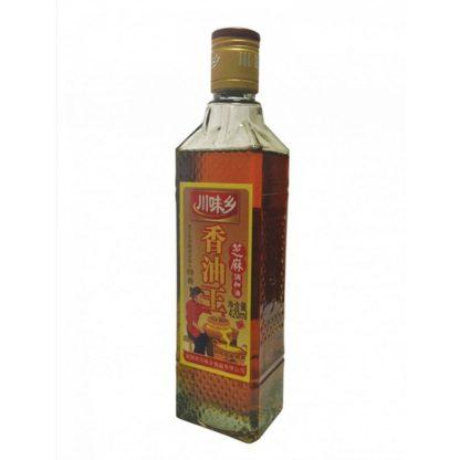 Кунжутное масло XIANG YOU WANG 410 мл. купить в интернет магазине