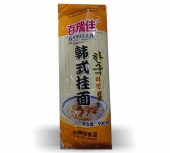 Пшеничная лапша bairuijia 900 гр.