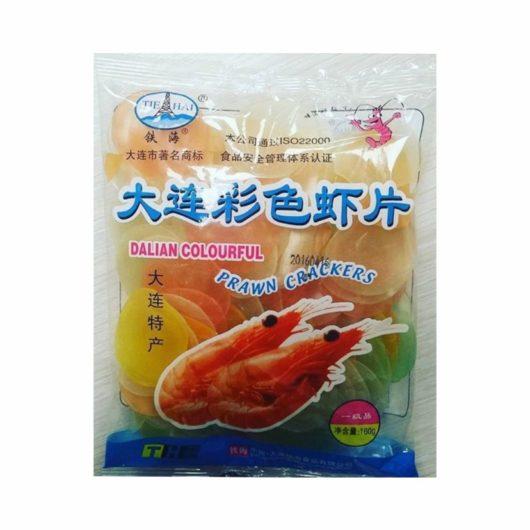 Купить китайские креветочные чипсы в Красноярске