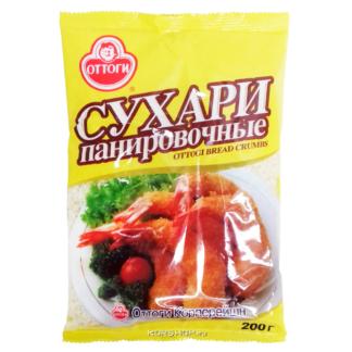 Купить панировочные сухари из корее китая в Красноярске