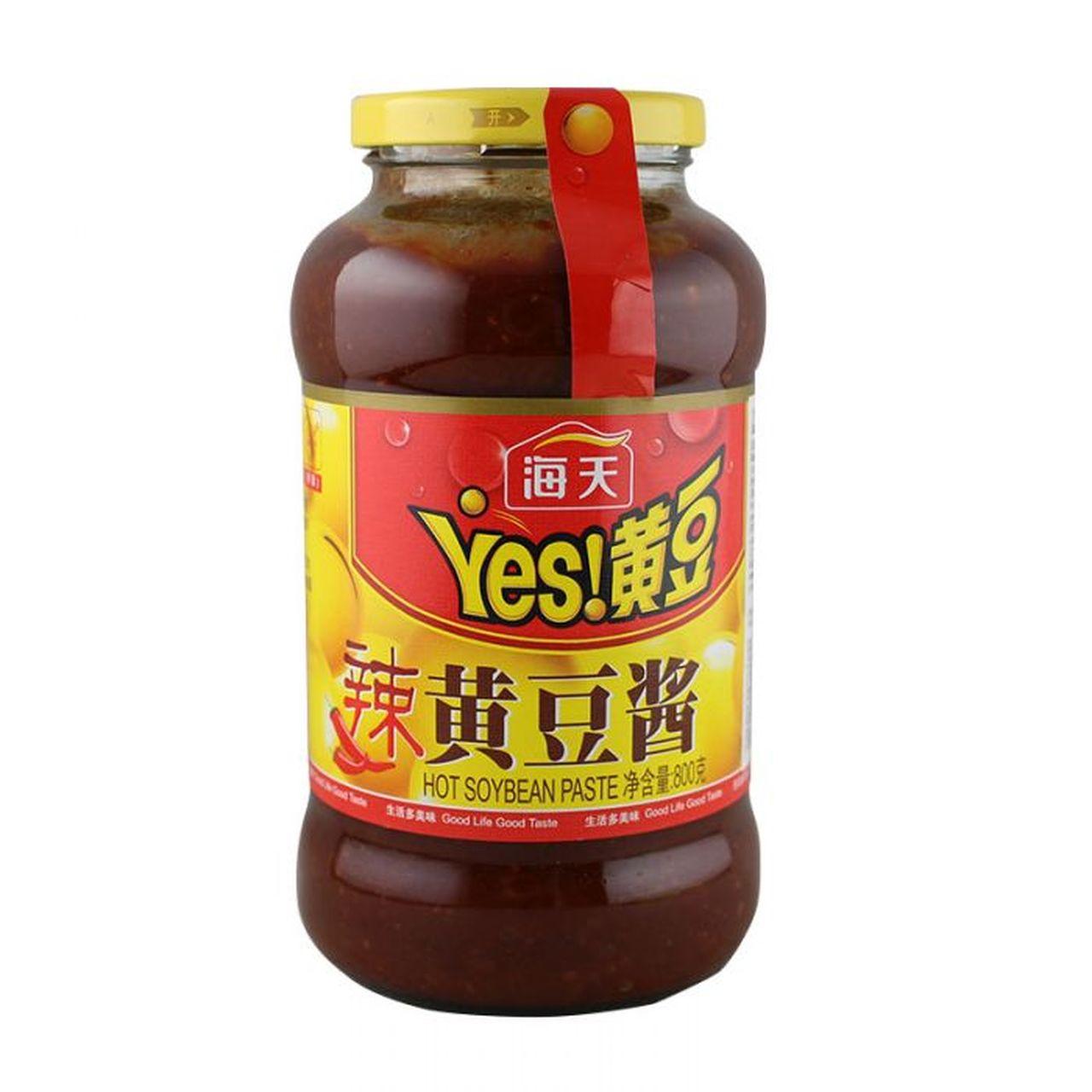 Паста из соевых бобов HADAY (SOYBEAN SAUCE) 800 мл. - Панда. Продукты из  Китая