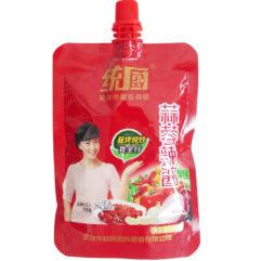 Китайский пикантный чесночный томатный соус купить в Красноярске 6936053500683