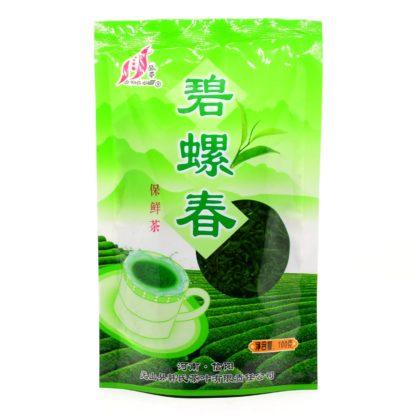 Зеленый чай Сучжоу Dongting 茶叶苏州洞庭 100гр. купить в Красноярске китайский чай 6928798310221