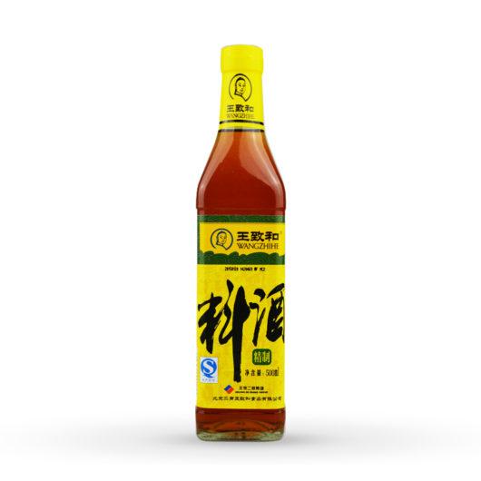 Китайское вино для приготовления пищи (Wangzhihe Te Zhi Liao Jiu Cooking Wine) 500мл 6907592001245 купить доставка Красноярск Россия