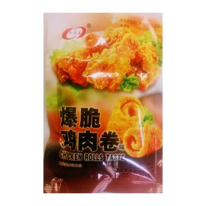 Чипсы со скусом курочки Chicken Rolls Taste 48гр. 6925141105008