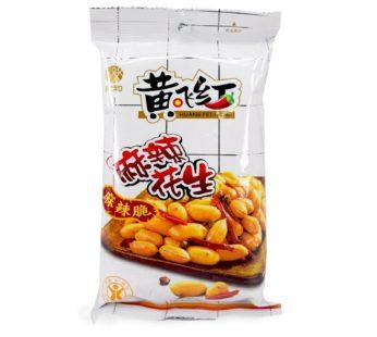 Жареный острый арахис со специями 黄飞红麻辣花生 110 гр.