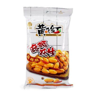 Жареный острый арахис со специями 黄飞红麻辣花生 110 гр. 6925843404249 купить