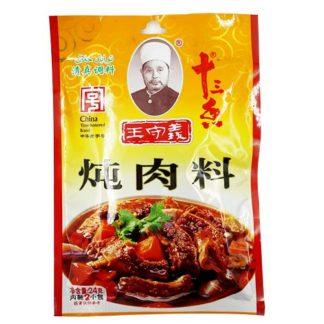 Набор специй для тушения мяса Ван Шоуи 王守义炖肉料 24гр. купить в Доставкой по России 6906303004469