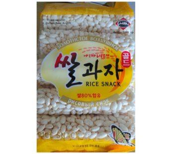 Печенье из воздушного риса Корея 130гр.