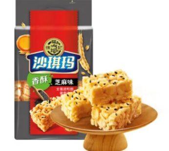Воздушный Чак-Чак с кунжутом Sesame Sachima 160 гр.
