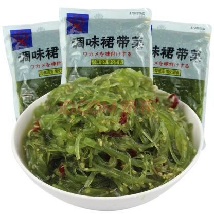 Салат из морской капусты 70гр.