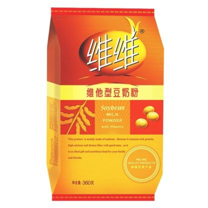 Сухое соевое молоко 维维豆奶粉 360 гр. купить в Красноярске 6904432800358