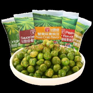 """Вкуснейший горох """"Острый вкус"""" 香辣味青豌豆 Peas Spicy Flavor купить с доставкой"""
