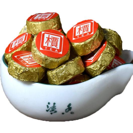 Чай Пуэр Сяо То пресованны 2003 год. Китай 7гр.