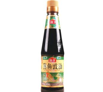 Соевый соус для морепродуктов Seasoned Soy Sause For Seafood 450мл.