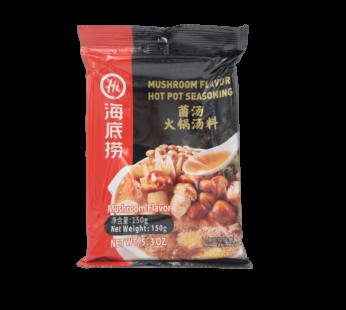 Основа для супа Хот-Пот со вкусом грибов Haidilao 120гр