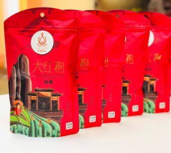 Черный чай  Da Hong Pao 大红袍 80гр
