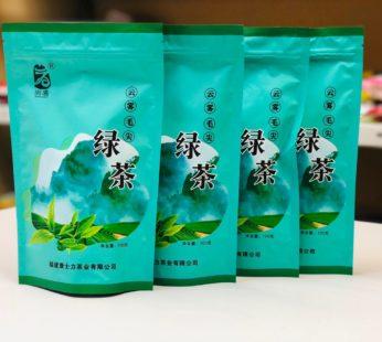 зеленый чай Юнь У  特级绿茶 100гр