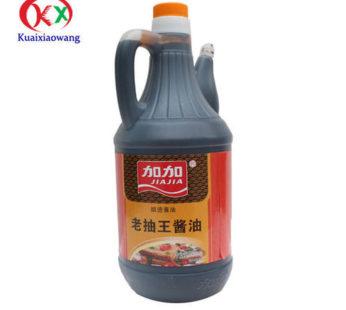 Соевый соус Laochou 老抽王酱油 800мл.
