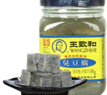 """Чоу доуфу """"вонючий тофу"""" 王致和臭豆腐 350гр."""