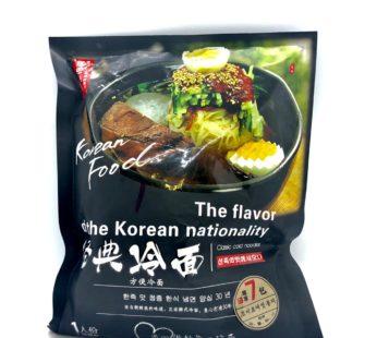 Корейская холодная лапша б/п 方便冷面 450гр.