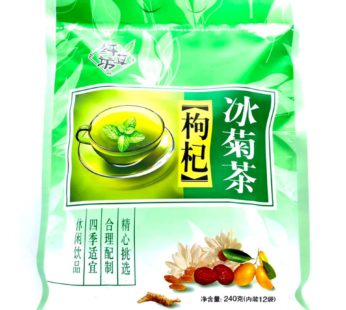 Цветочно-фруктовый чай 纤草坊, 240гр.