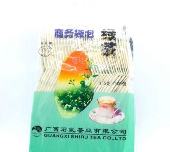 Зеленый чай в пакетиках, 150гр.