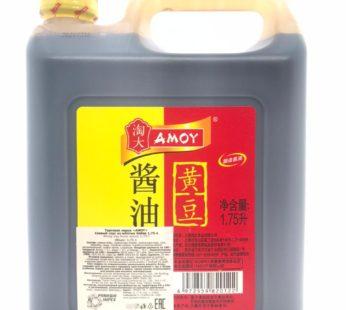 Соевый соус из желтых бобов  AMOY, 1.75 л.