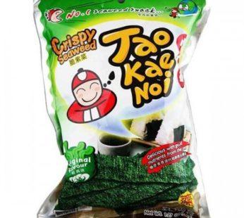 Чипсы из водорослей с оригинальным вкусом ТМ «TAO KAE NOI», 15гр.